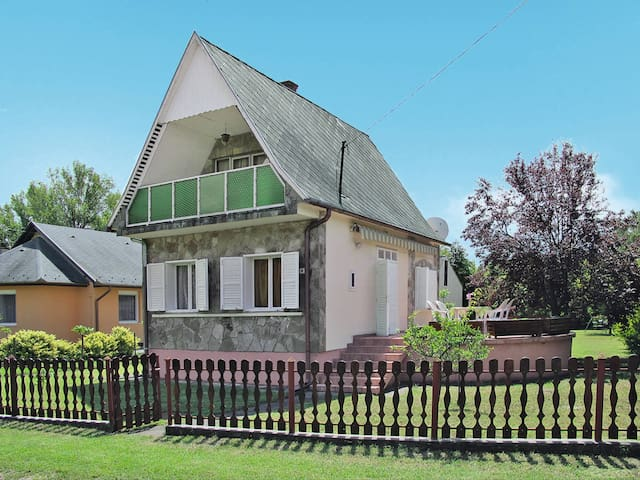 Holiday home in Balatonmariafürdö for 5 persons
