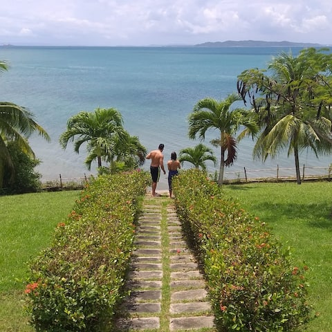 The Best Place on Itaparica Island