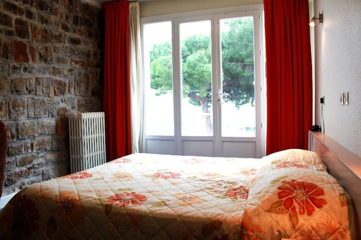 Chambre double Vue Mer