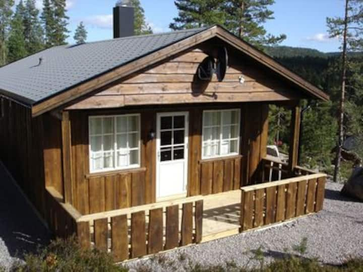 Telemark Cottage Relaxation in Nature