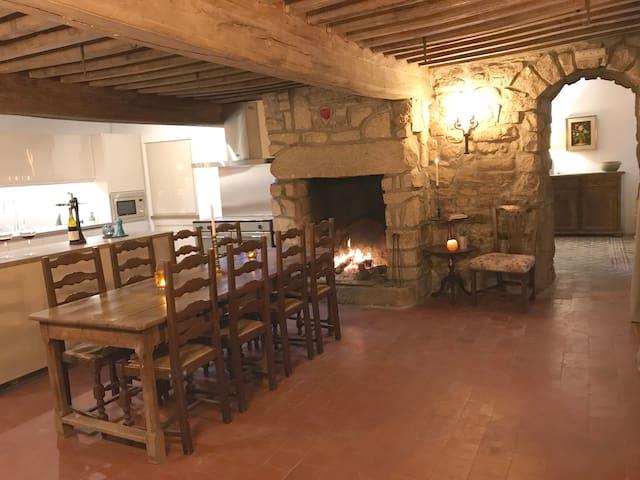 Les Brizards, L' Auberge - Morvan (8 personnes)