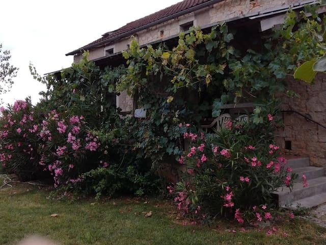 septembre-octobre en Quercy, 4 à 18 personnes