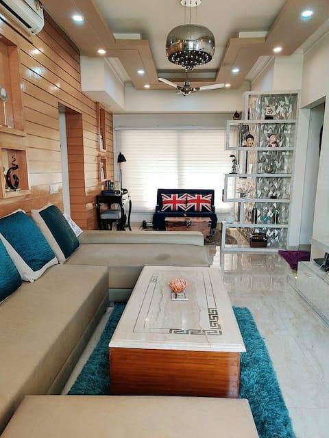 Luxury Apartment -Jaypee Wishtown Noida (PRIVATE)
