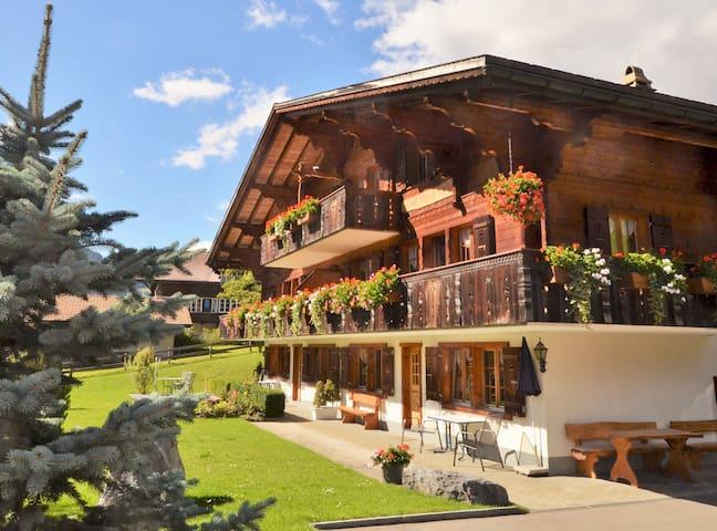 2-Zimmerwohnung II, Bergsicht - Grindelwald - Apartamento