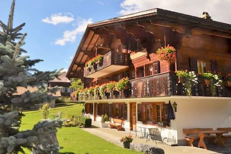 2-Zimmerwohnung II, Bergsicht - Grindelwald - Apartment