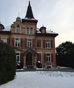 Herrschaftliches Wohnerlebnis - Solothurn - Apartmen
