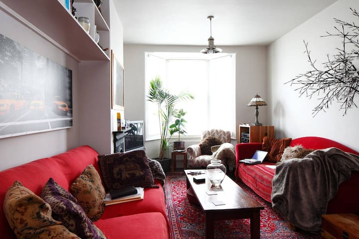 Bright, Comfortable Airy Double