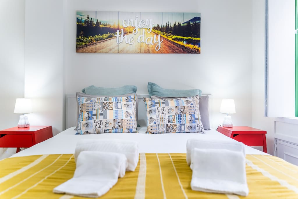 Enjoy this fantastic bedroom