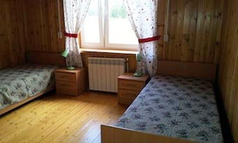 Комната 4 в минигостинице на частной ферме