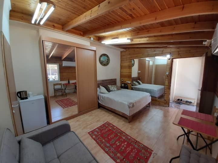 Snow Mountain cabin