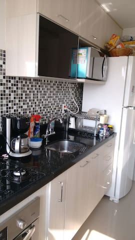Apartamento próximo a Deodoro - Rio de Janeiro - Huoneisto