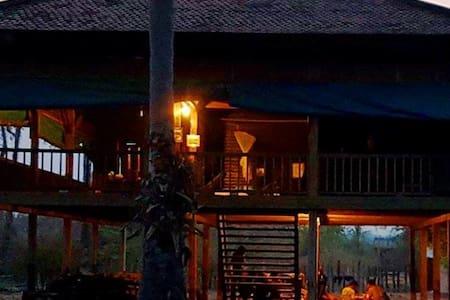 Koh Ker Jungle Lodge