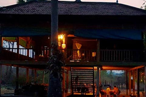 Koh Ker Jungle Lodge