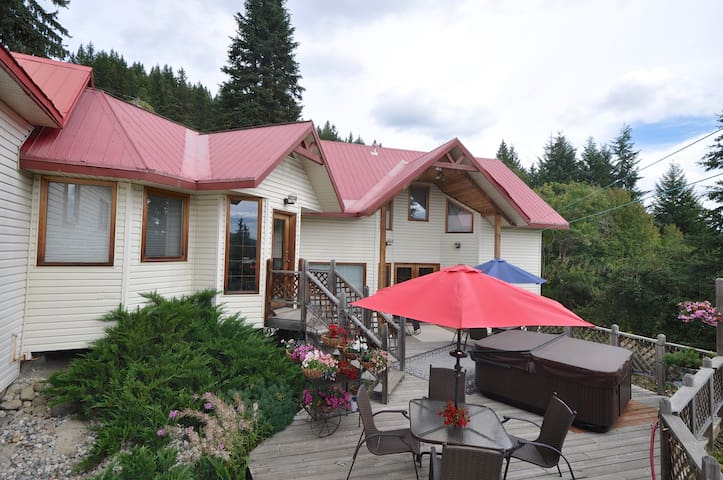 Unique Rossland Experience - Rossland - Haus