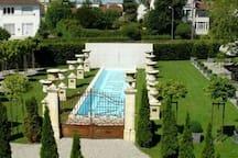 Villa mit Charm und modernem Design