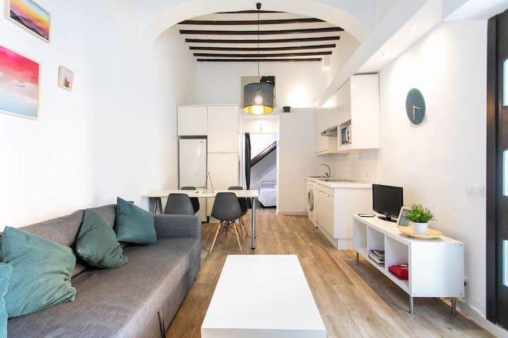 Loft Apartment in Historic Center