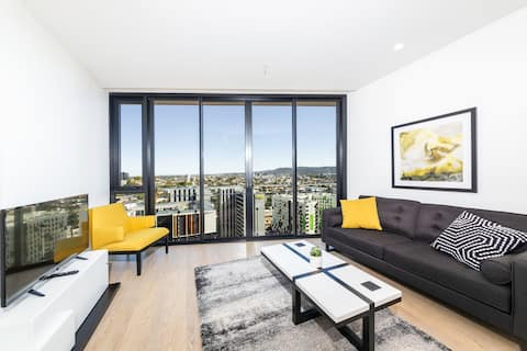 Brand New 1BD Apartment in the Heart of South Bank