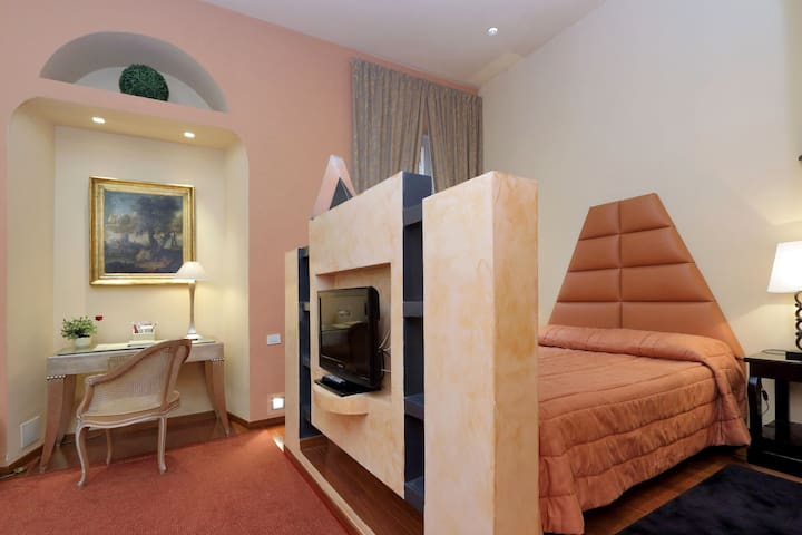 Manieri Private Accomodations - The Suite - Roma - Bed & Breakfast