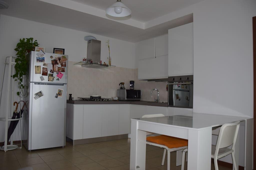 Cucina - Soggiorno (3)