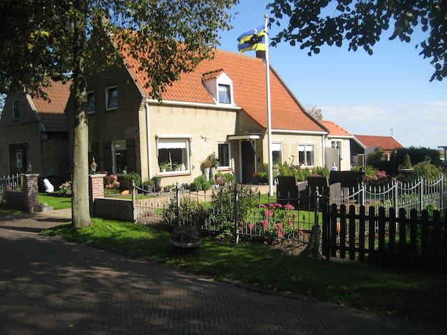 B&B Huize Sonja Hollum Ameland - Hollum - Bed & Breakfast