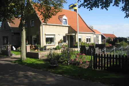 B&B Huize Sonja Hollum Ameland - Hollum - 住宿加早餐