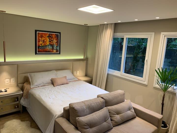 Apartamento Studio/Loft Gramado - Novo - Show