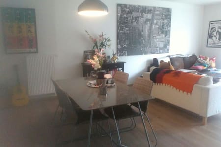Appartement 2 bedrooms w/garden - Zaventem - Apartment