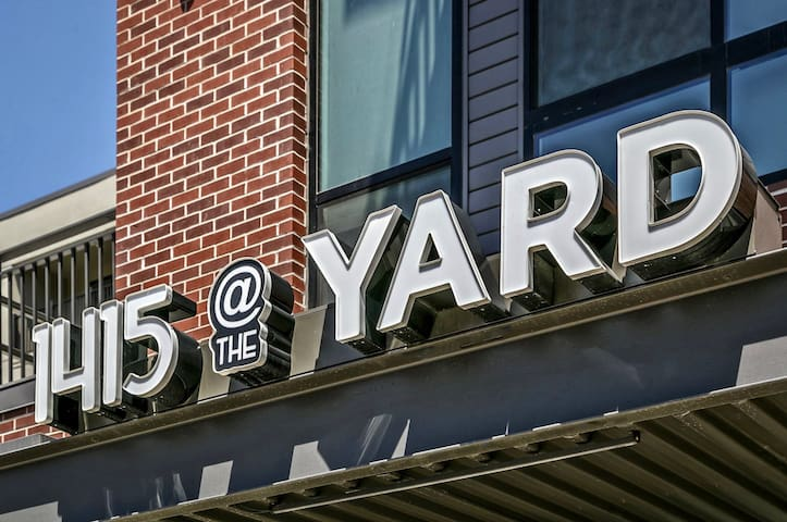 The Yard - Luxury next to the ballpark