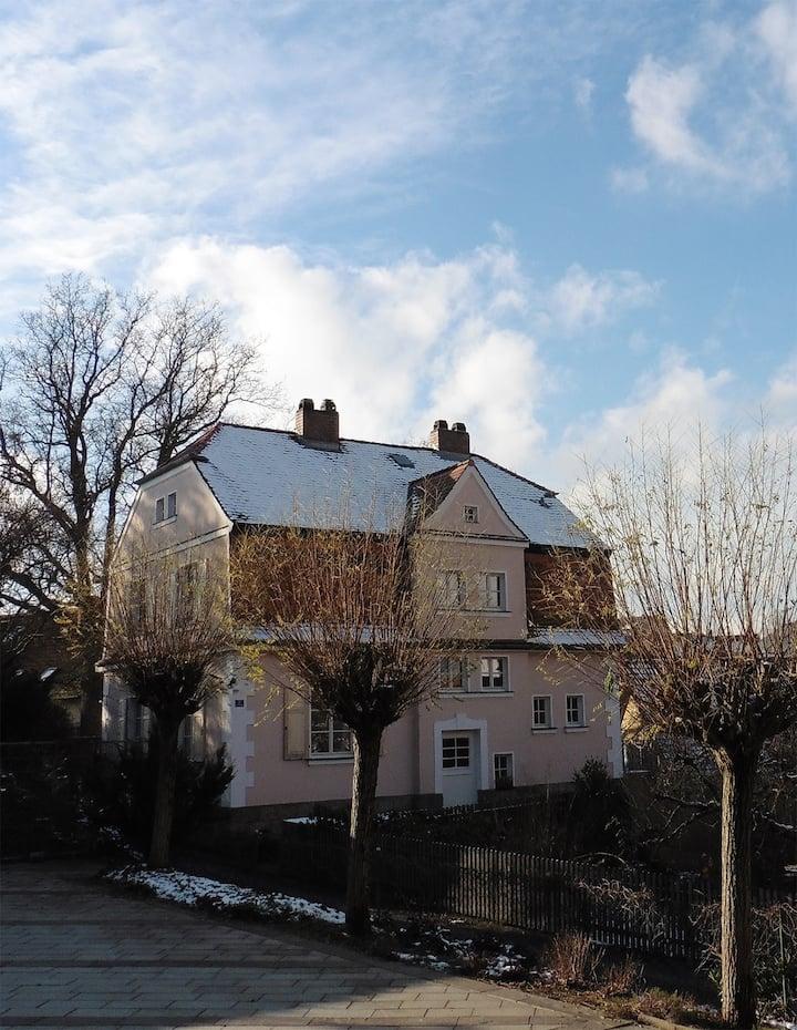 Stilvolle Villa von 1915