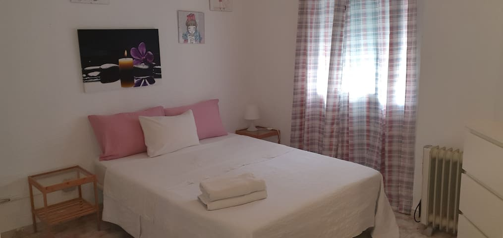 Cozy Room Valencia  Ruzafa N3 Fallas Center wifi