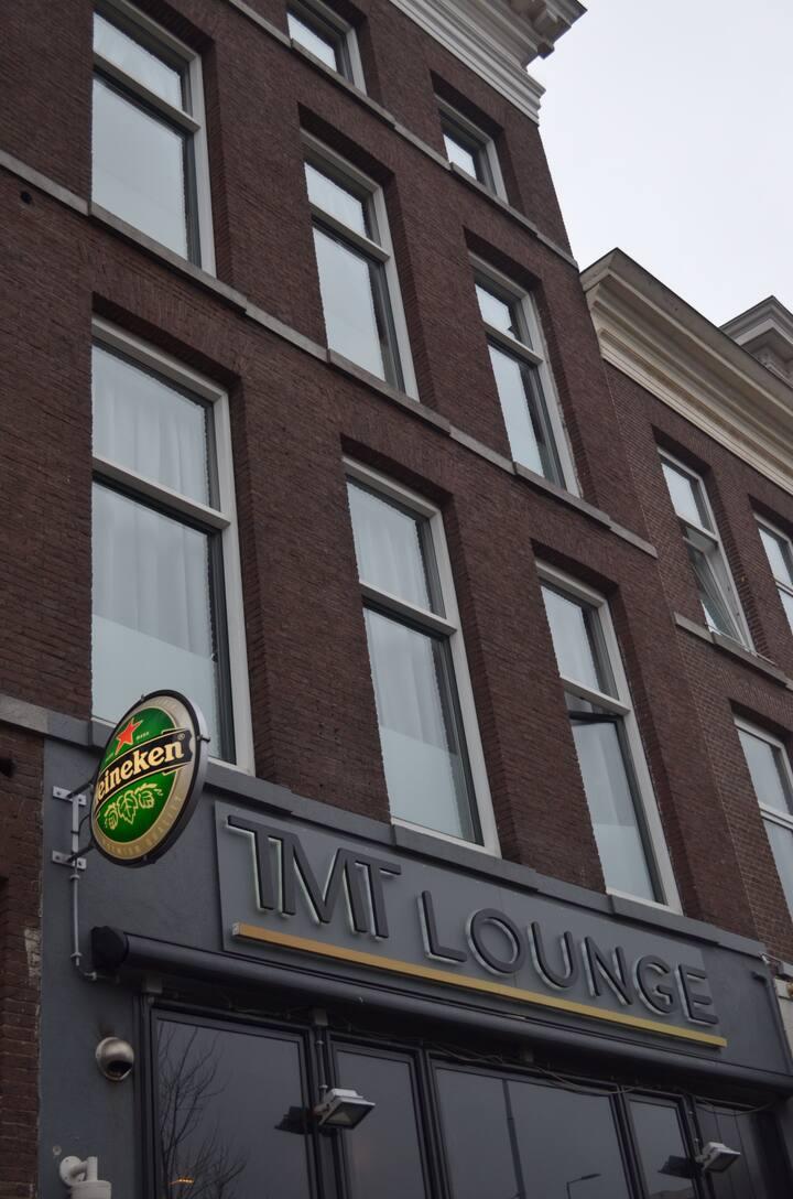 Single renovated room @ hartje van Rotterdam