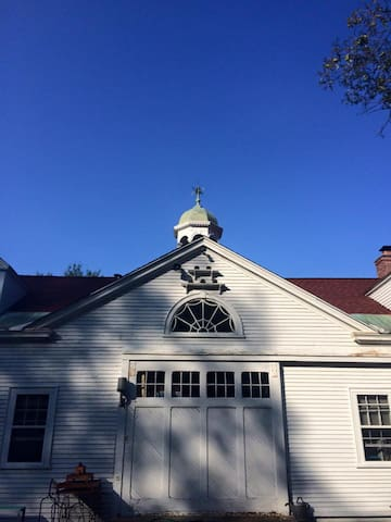Charming Carriage House on the river - Newburyport - Casa