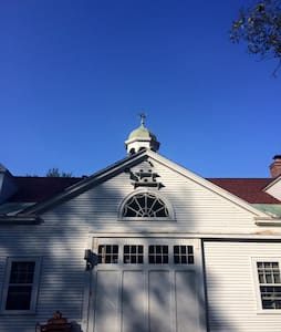 Charming Carriage House on the river - Newburyport