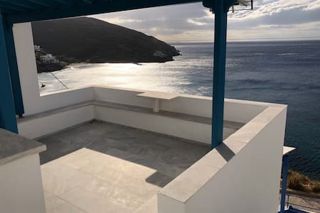 Beautiful Apartment with  Aegean sea view