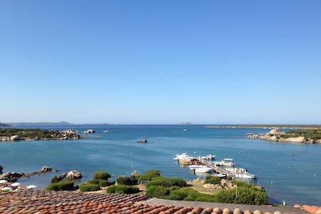 Apartment with beautiful sea views - Marinella - Wohnung