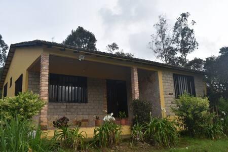 Hermosa casa campestre, villa Sofía, descanso