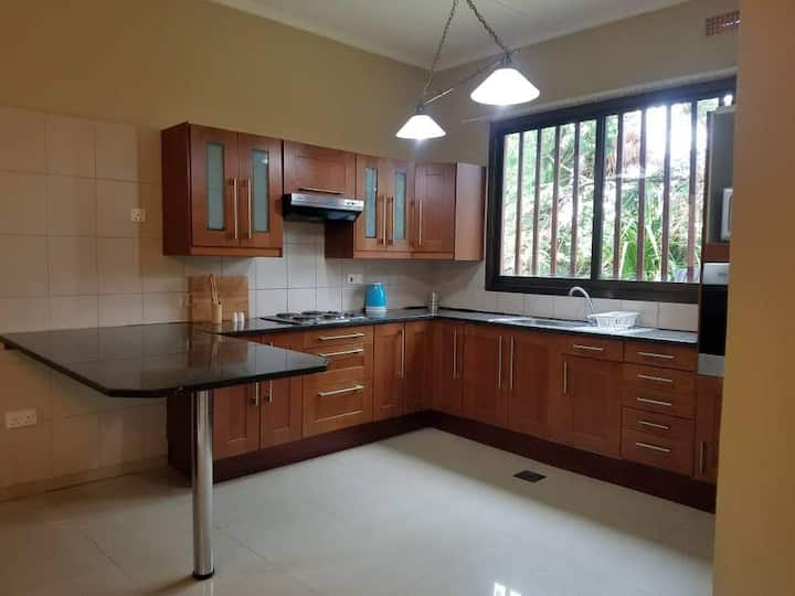 Central two bedroom apartment with pool