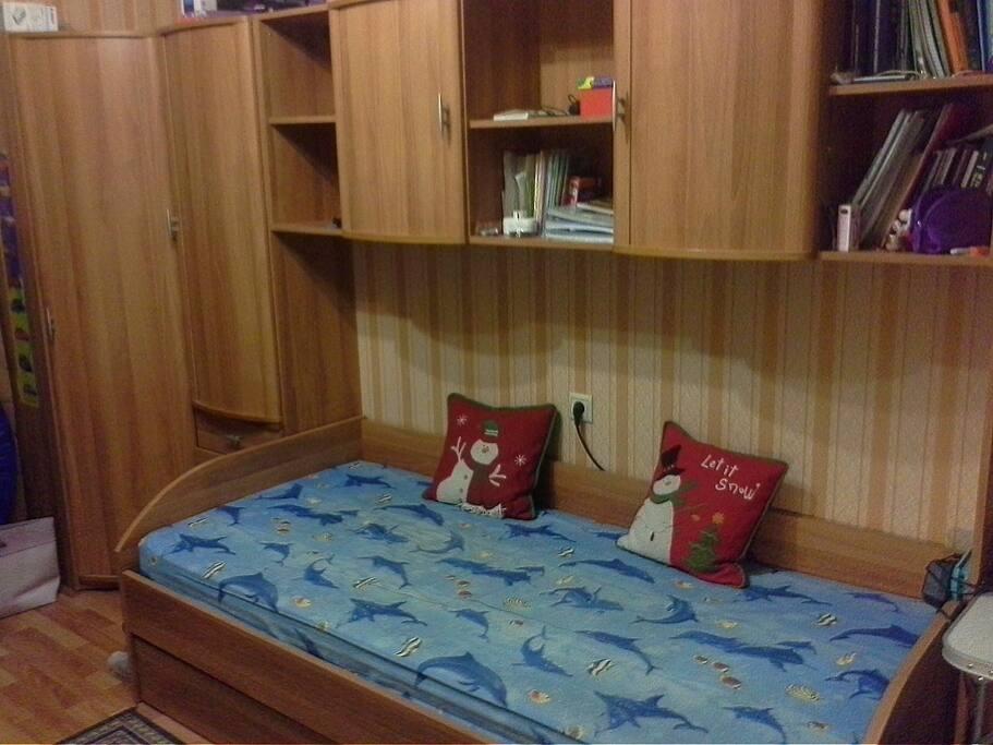 Bedroom №2 / Спальня №2