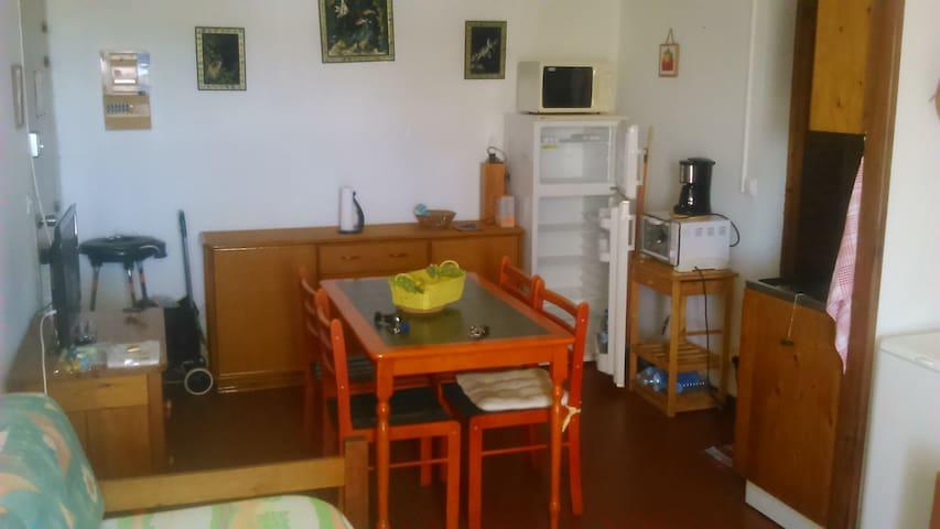 Studio au coeur de la marina de St François - Saint François  - Condominio