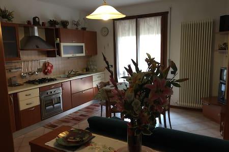 Accogliente casa con parcheggio box - Vicenza