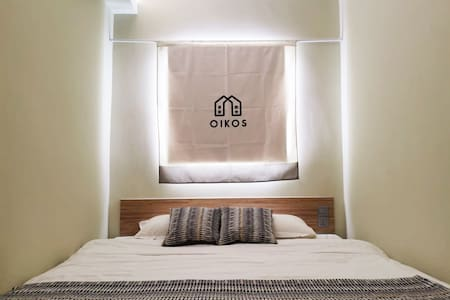 Ensuit room with attach bathroom 國王雙人床房附帶浴室
