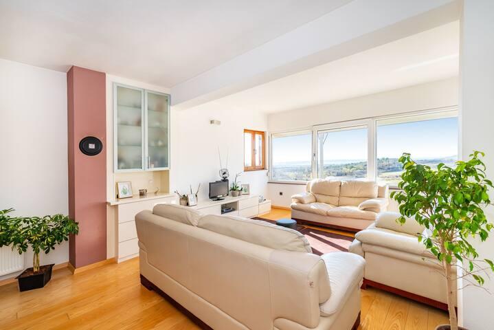 Three Bedroom Apartment, in Radovin (Ražanac), Terrace