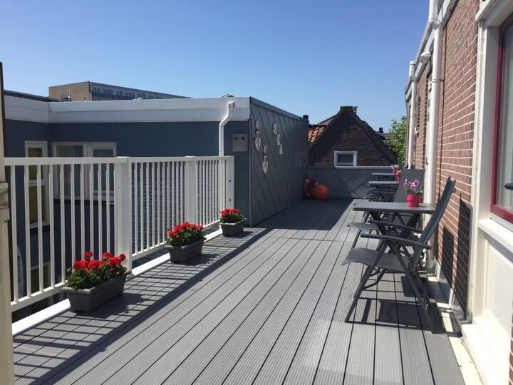 Nieuw appartement, 200m vanaf strand (no.5)
