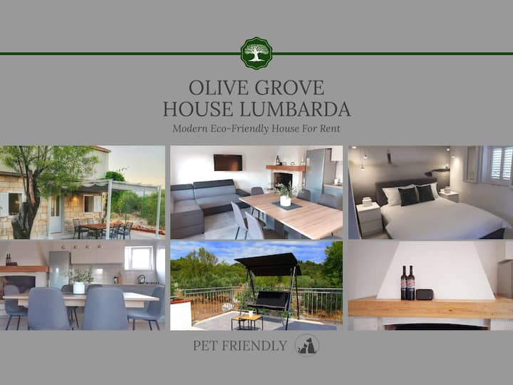 Olive Grove House Lumbarda