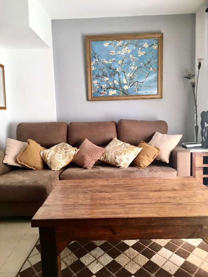 Casa Benahaviz with wifi, air conditioning and shared pool