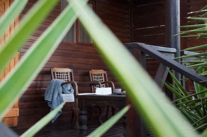 Wooden cabin in Grabouw, Elgin