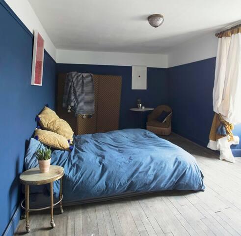 Maison Salvadore: Hôtel de charme (la Dame bleu)