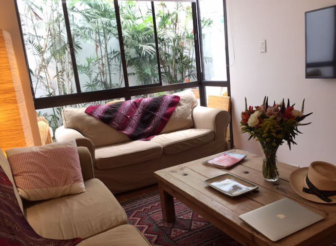 Fully furnished 1 bedroom in hipster Barranco! - Barranco District - Apartament