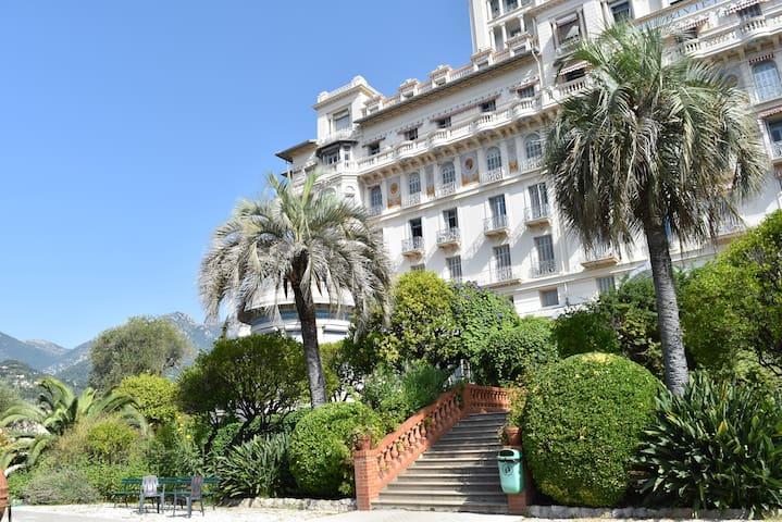 Appartement Loft dans résidence Palace avec parc