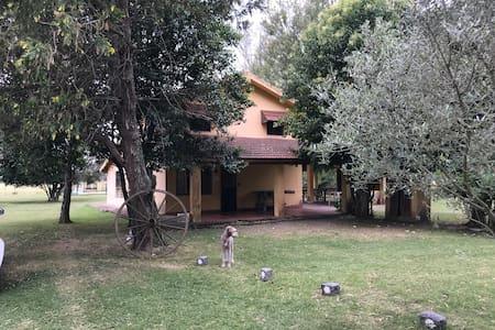 Casa de campo - Naturaleza y Caballos